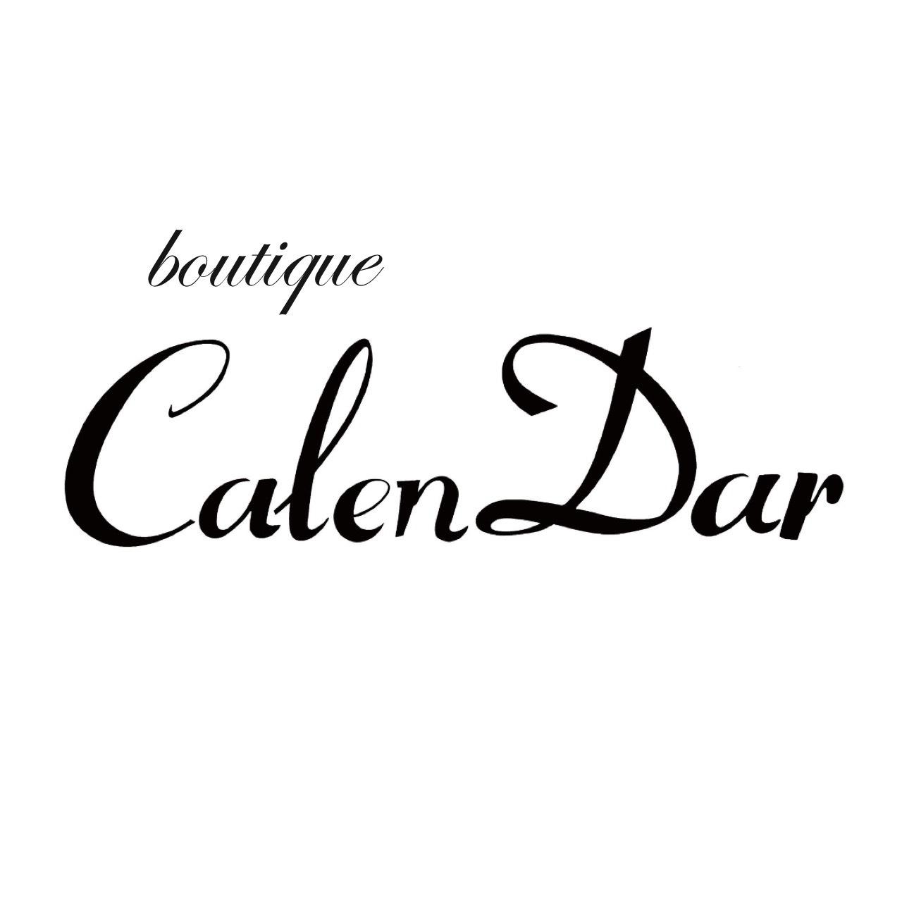 Boutique CalenDar